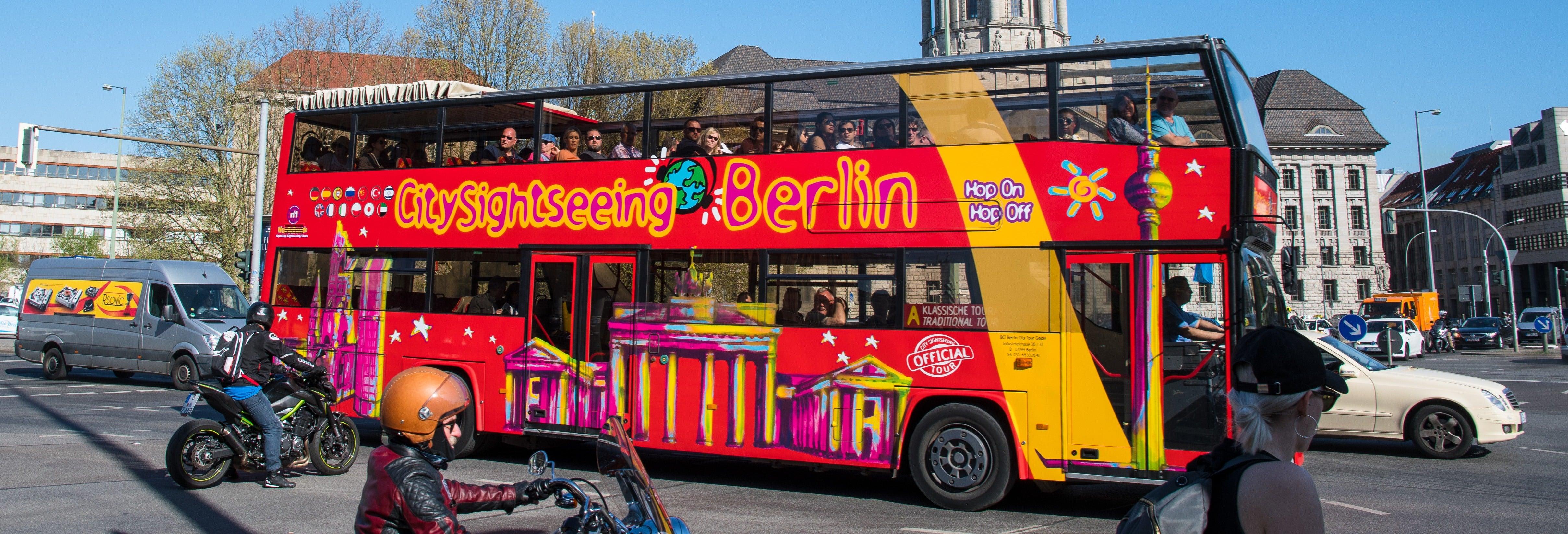 Bus touristique de Berlin