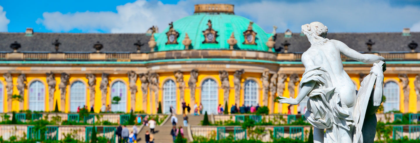 Guided Tour to Potsdam from Berlin - Introducing Berlin