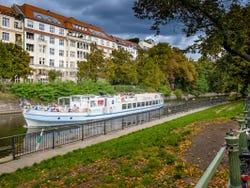 ,Spree + Landwehrkanal,Crucero Río Spree