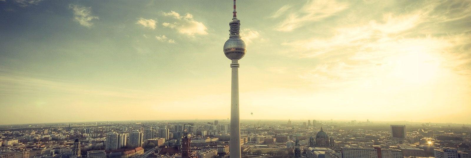 Guía turística de Berlino