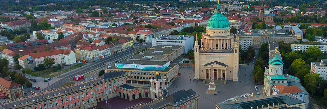Potsdam - What to do in Potsdam and getting there