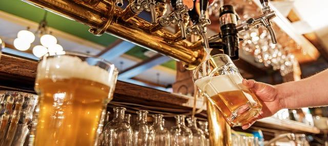 Tour de la cerveza por Berlín