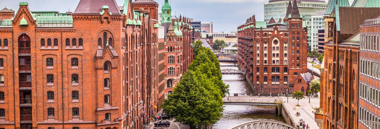 Excursión a Hamburgo para cruceros