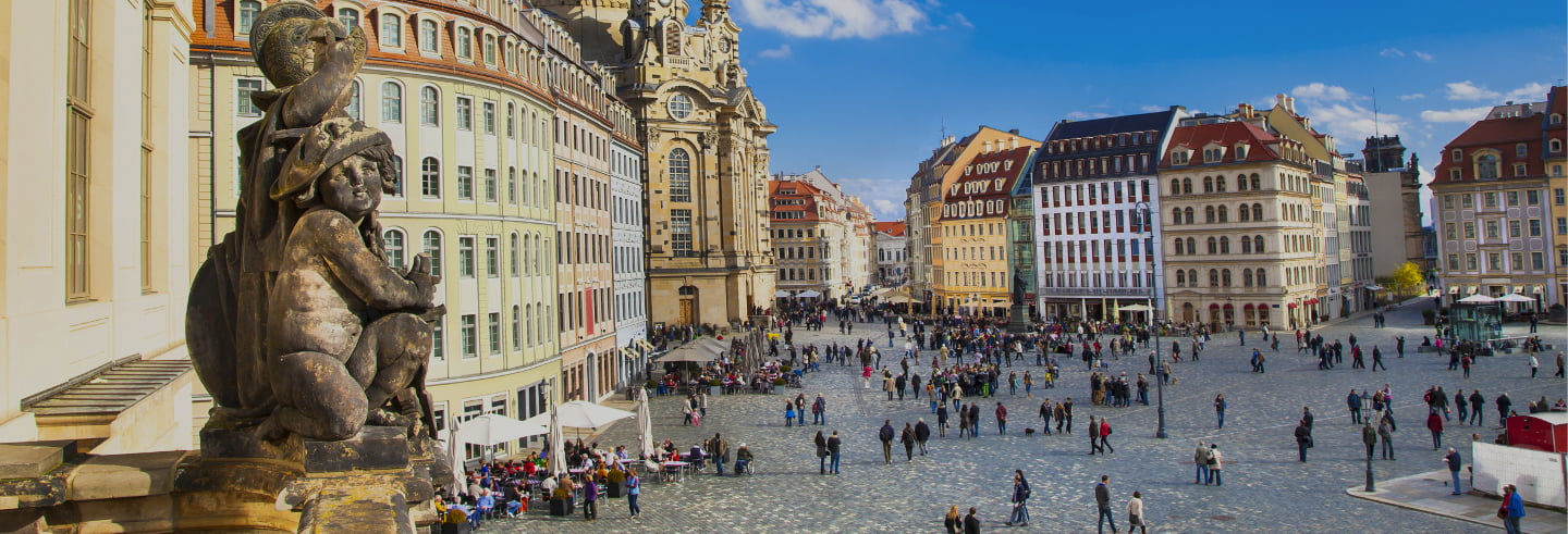 Free Walking Tour Dresden