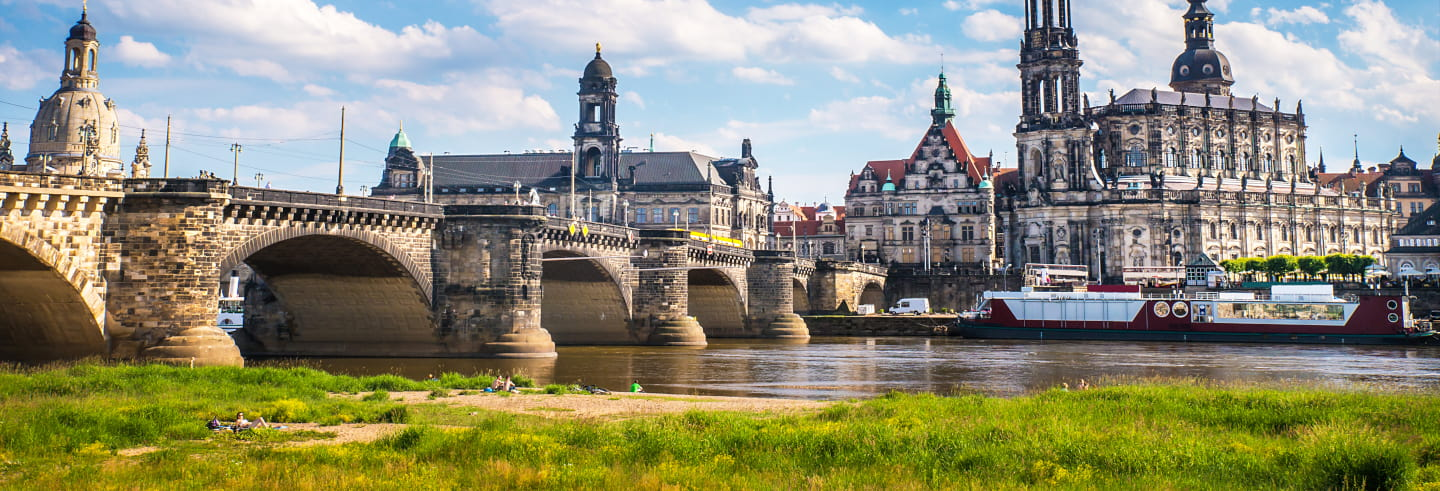 Private Tour of Dresden
