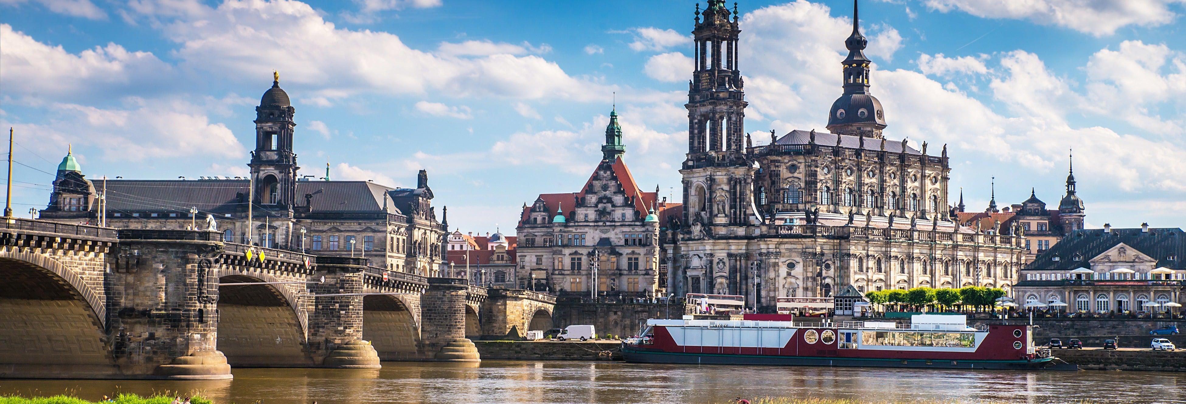 Tour privado por Dresde con guía en español