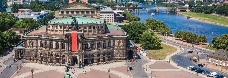 Visita guiada por Dresde