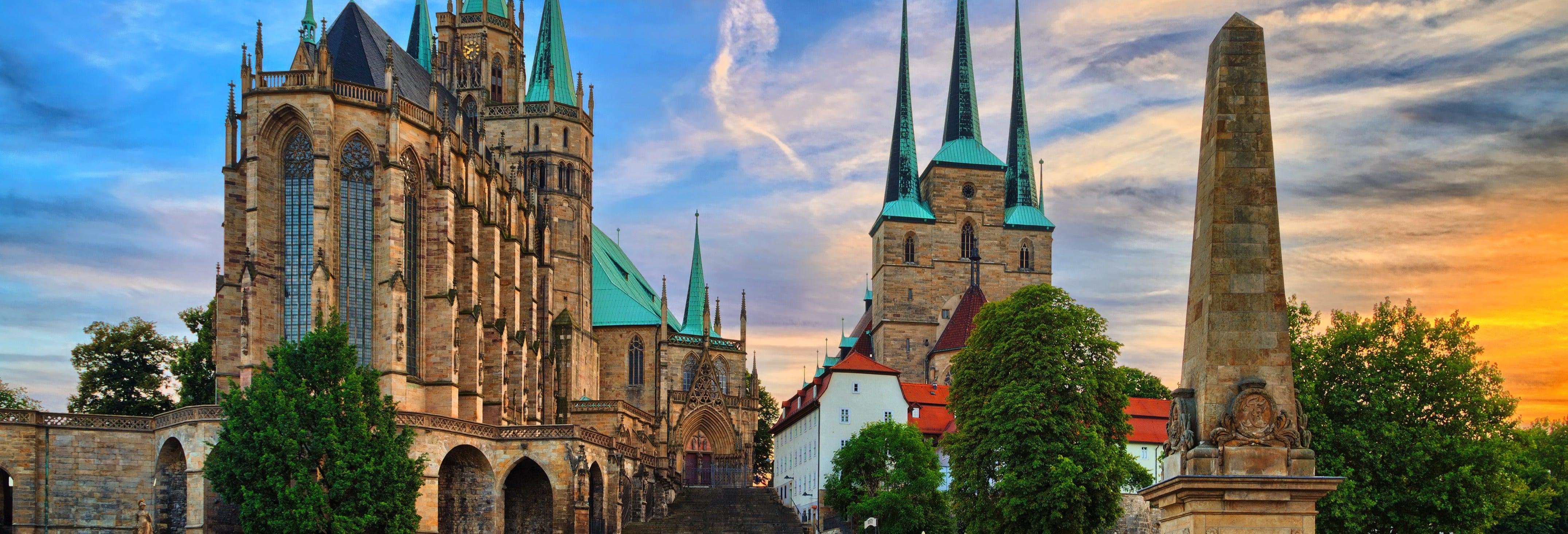 Visita guiada por Erfurt