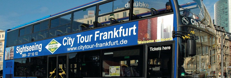 Autobús turístico de Frankfurt