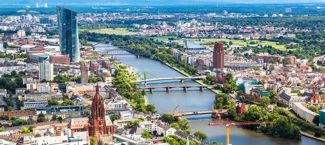 Free tour por el Frankfurt alternativo ¡Gratis!