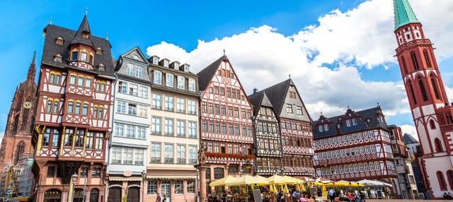 Free tour por Frankfurt ¡Gratis!
