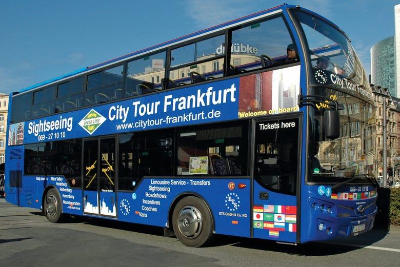 ,Tour por Frankfurt