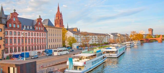 Tour panorámico por Frankfurt