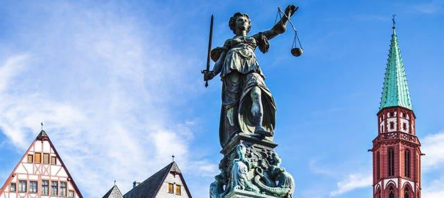 Tour privado por Frankfurt con guía en español