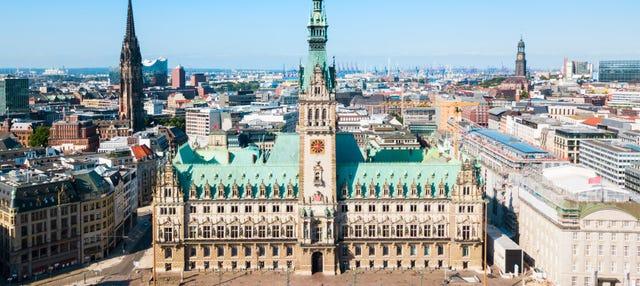 Free tour por Hamburgo ¡Gratis!
