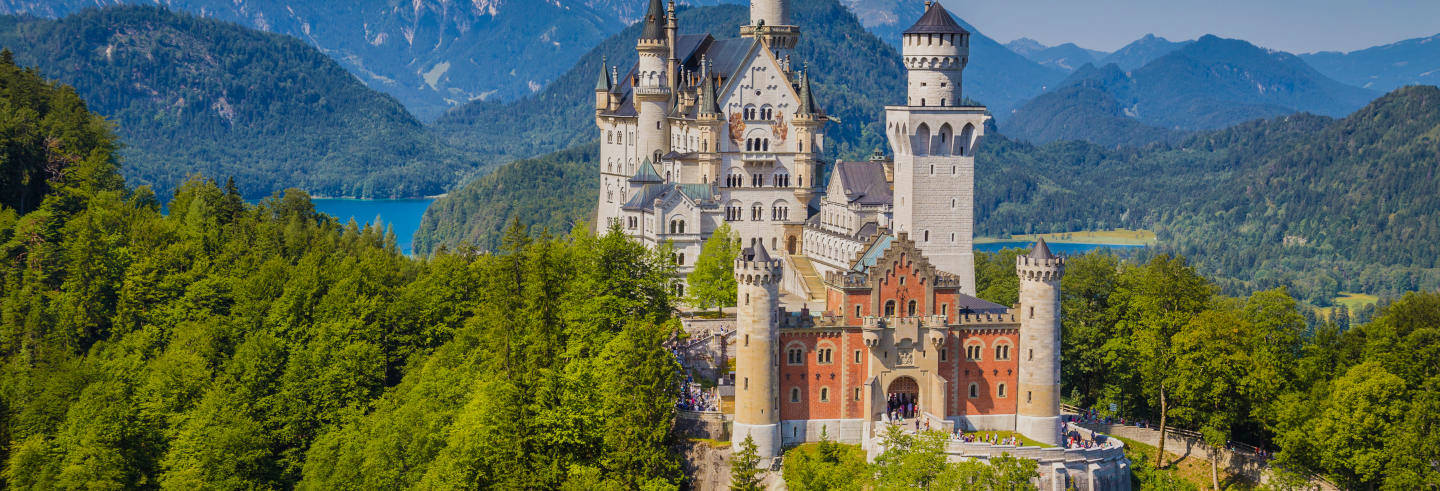Neuschwanstein Castle Day Trip