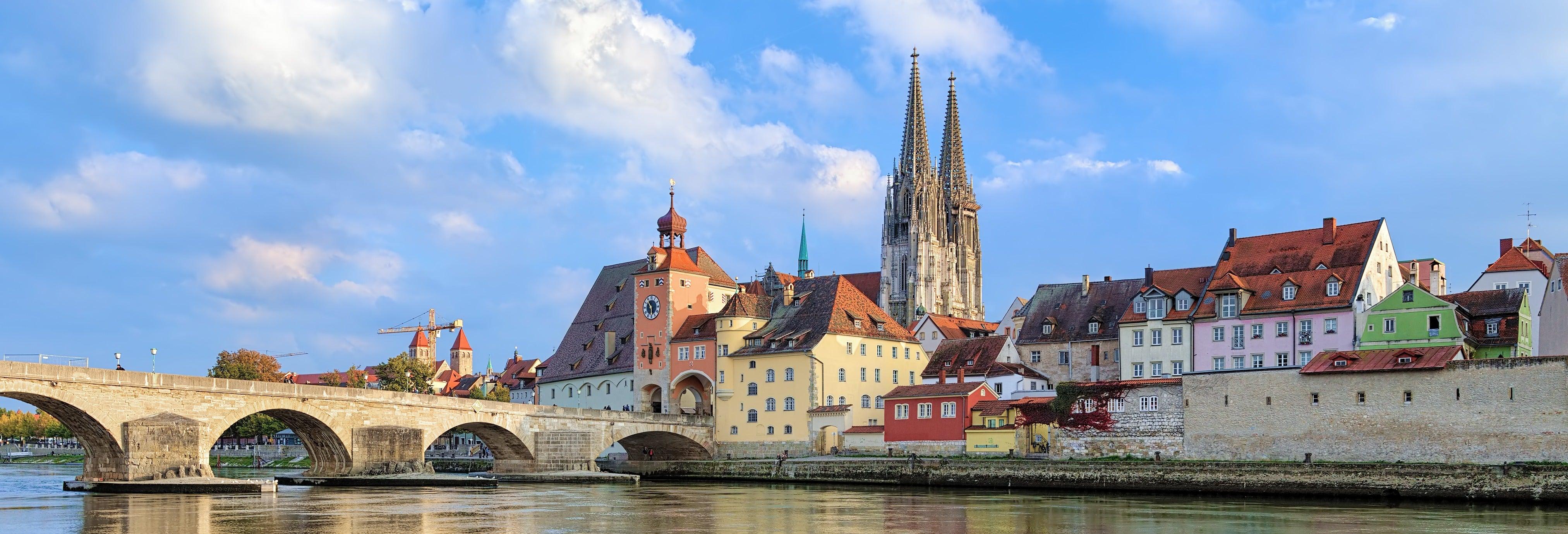 Excursión a Ratisbona + Paseo en barco por el Danubio