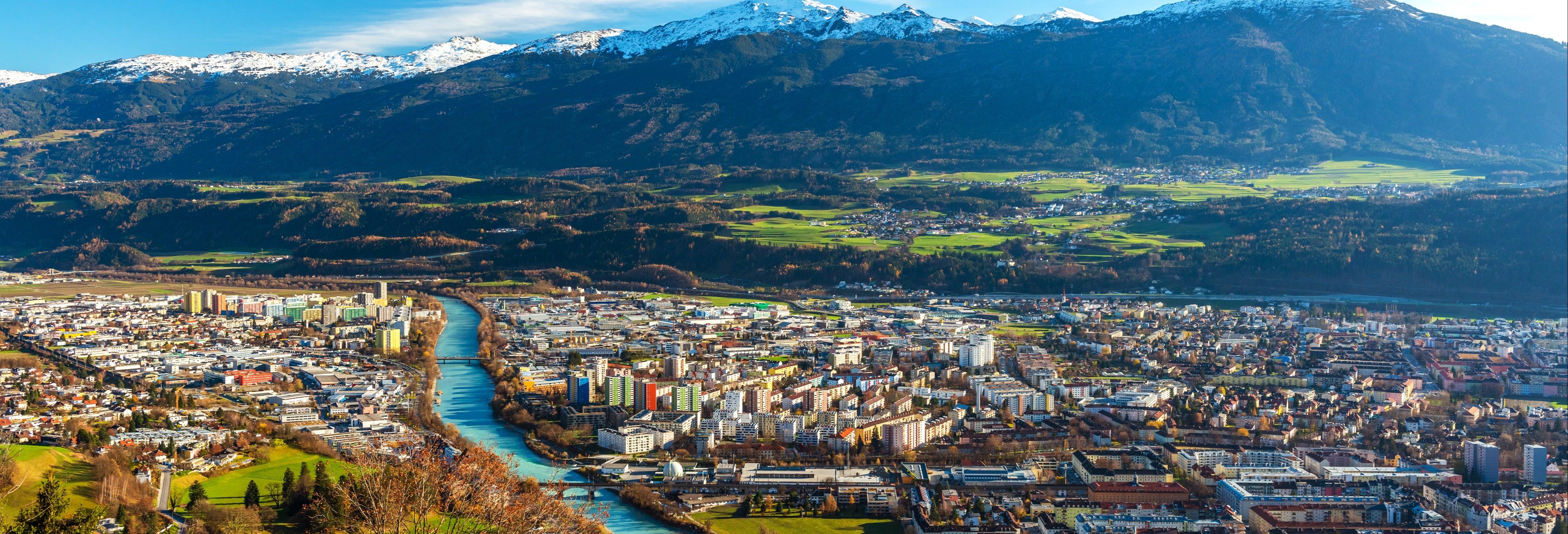 Excursión a Tirol e Innsbruck