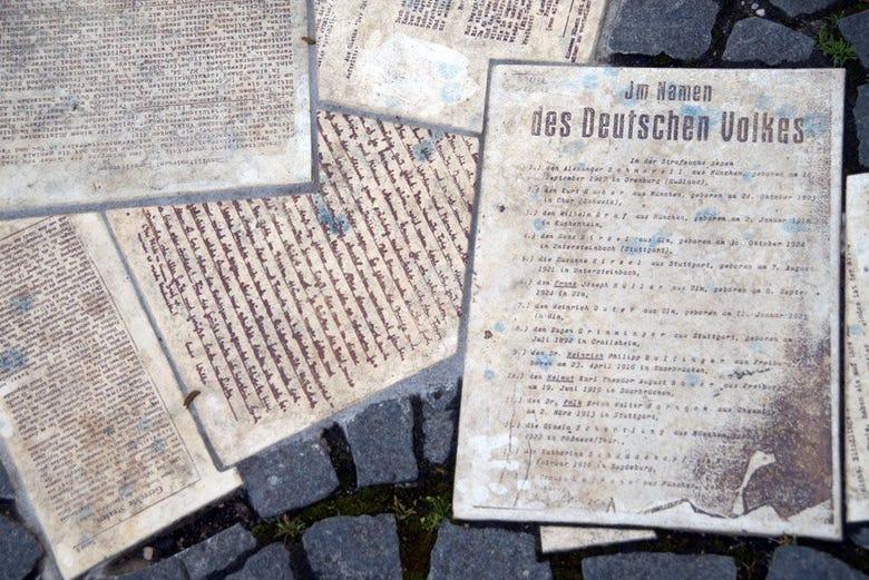 ,Paseo por el Múnich del Tercer Reich