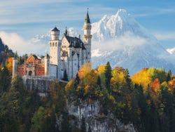 ,Visita al Castillo de Neuschwanstein,Sólo excursión