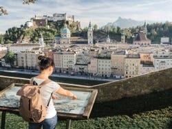 ,Excursión a Salzburgo desde Múnich,Con visita al Distrito de los Lagos