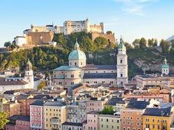 ,Excursión a Salzburgo desde Múnich