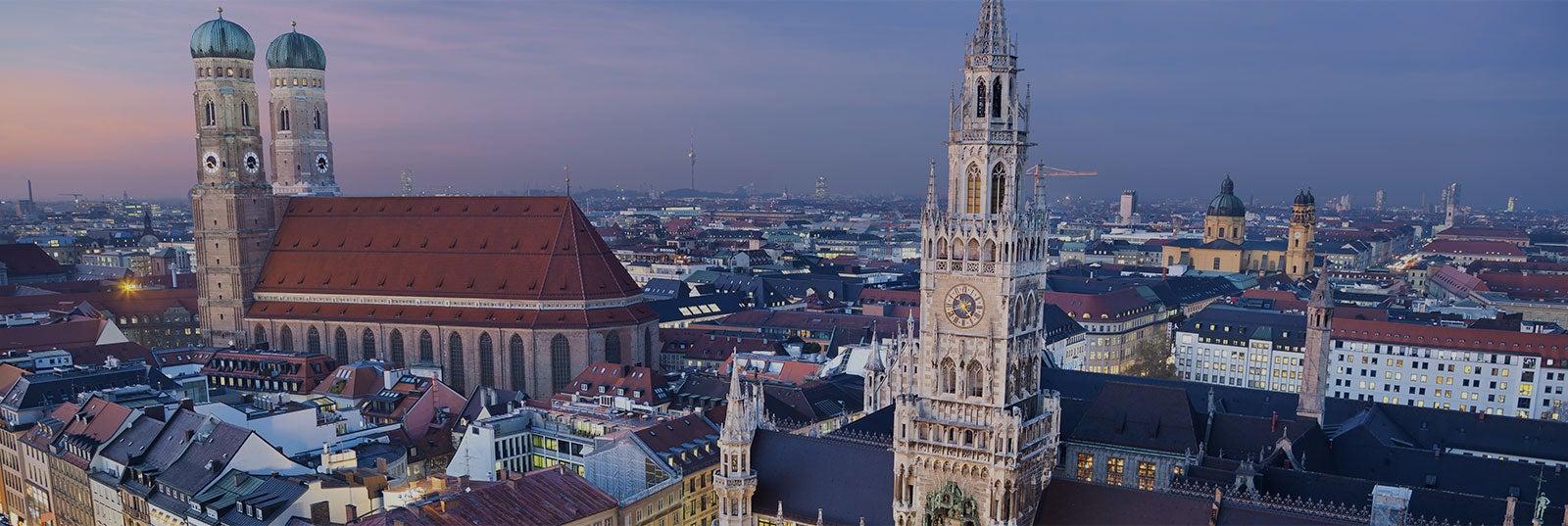 Guía turística de Múnich