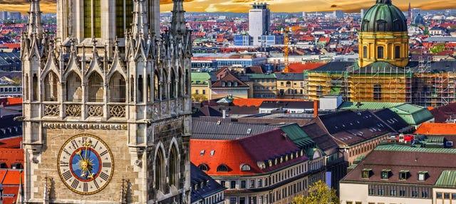 Tour de la cerveza por Múnich
