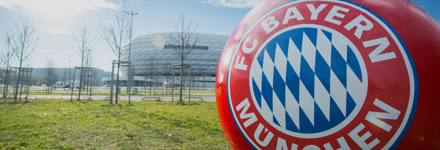 Tour dello stadio Allianz Arena