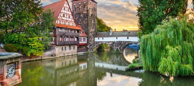 Tour privato di Norimberga