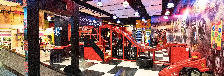 Entrée pour le LEGOLAND® Discovery Centre