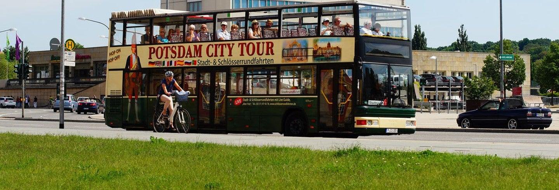 Potsdam Hop On Hop Off Bus Tour
