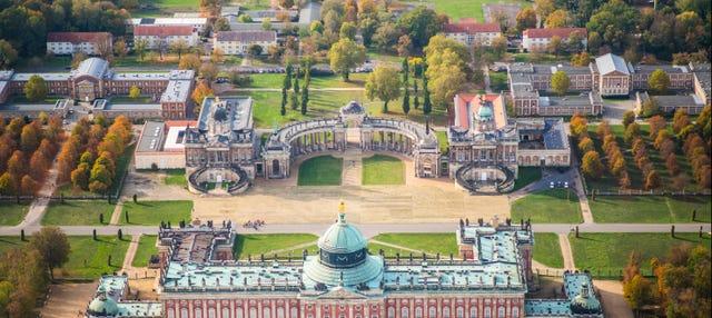 Visita guiada por Potsdam