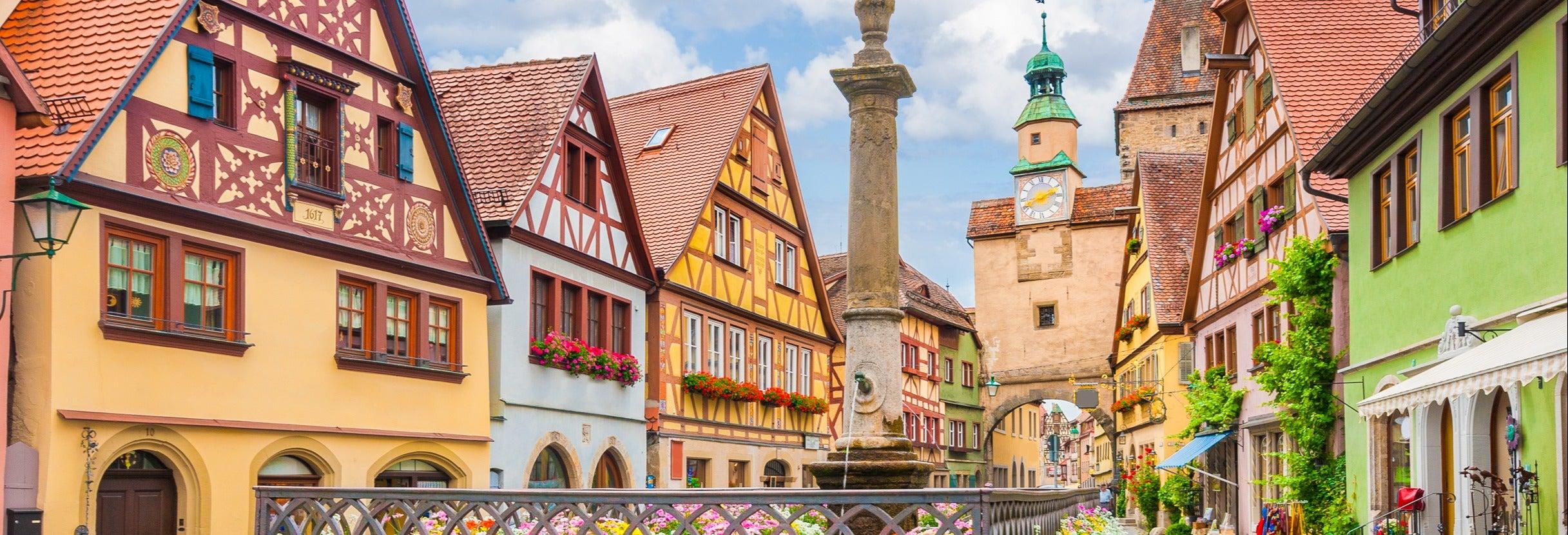 Private Tour of Rothenburg