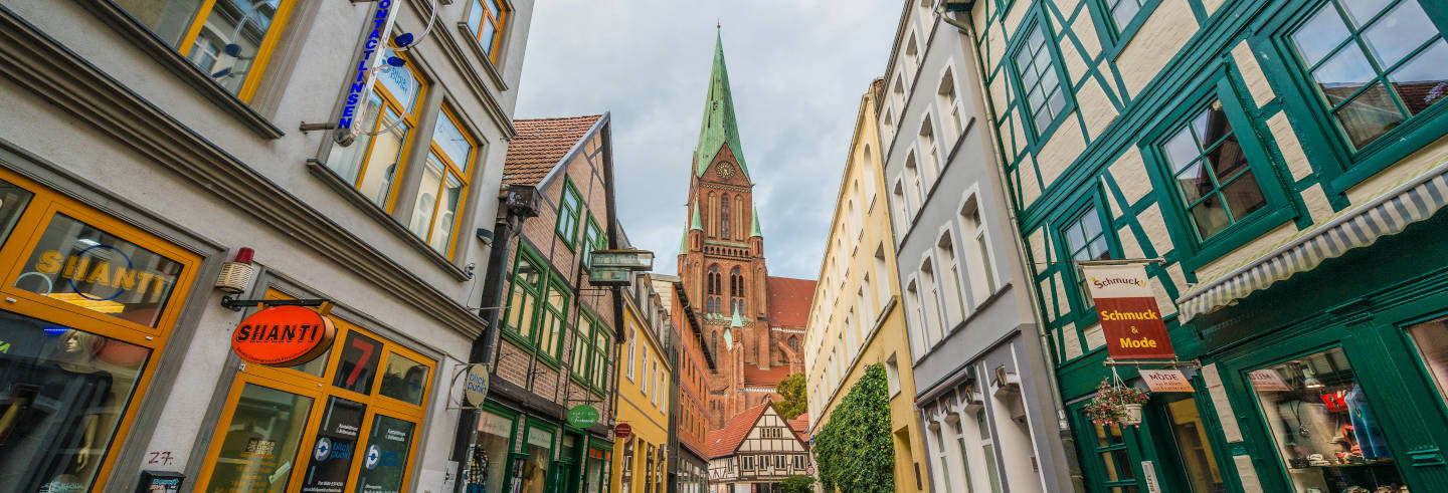 Tour privado por Schwerin con guía en español