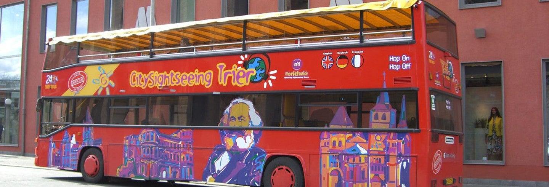 Bus touristique de Trèves