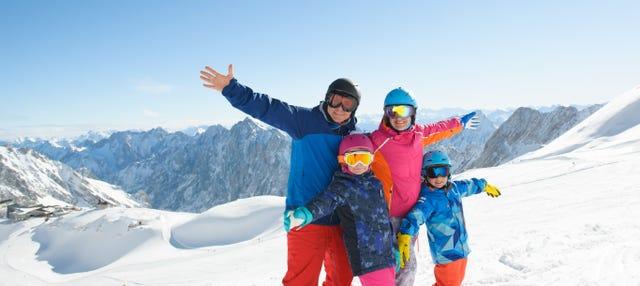Esquí o Snowboard en Cerro Catedral