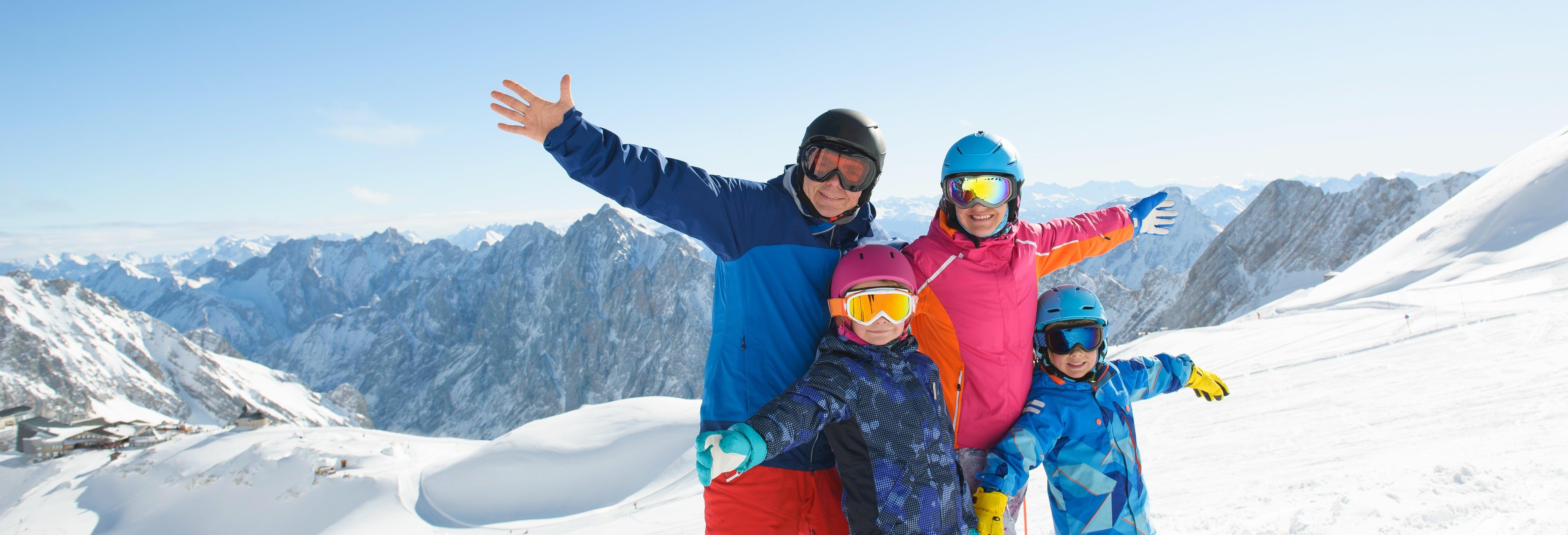 Ski or Snowboard Experience on Cerro Catedral