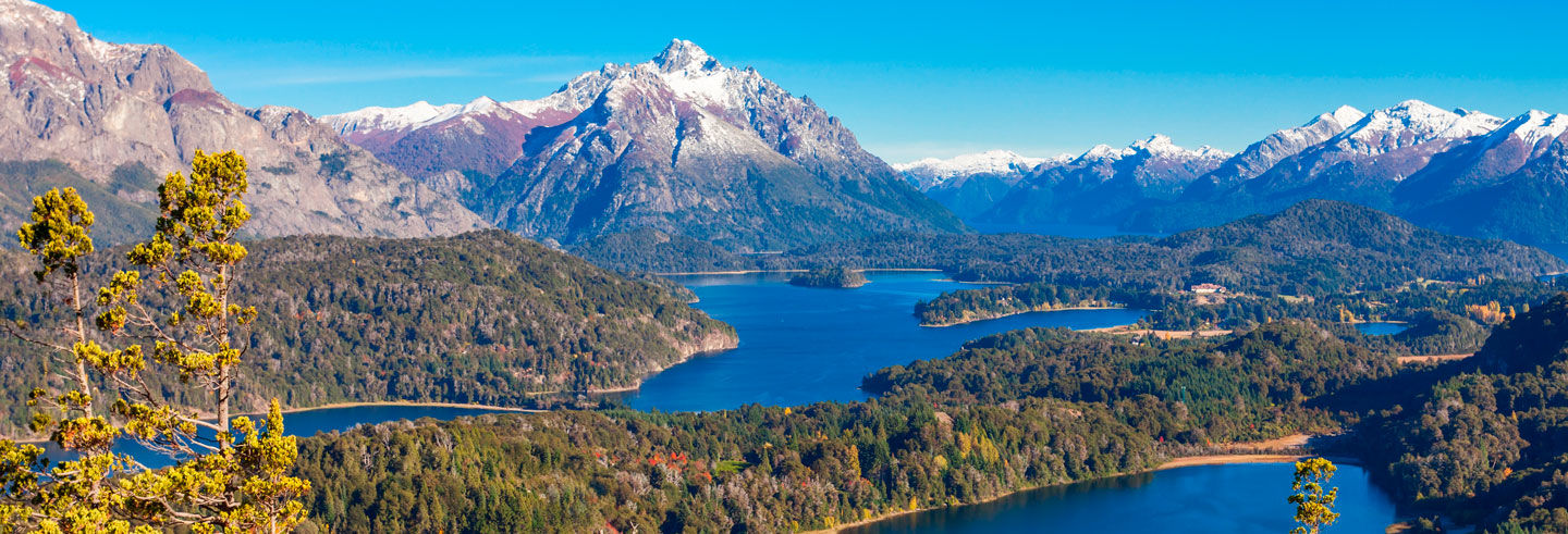 Tour panorâmico por Bariloche