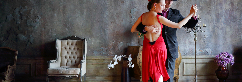 Lezione privata di tango