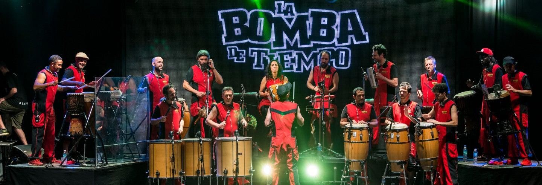 Billet pour le spectacle La Bomba de Tiempo