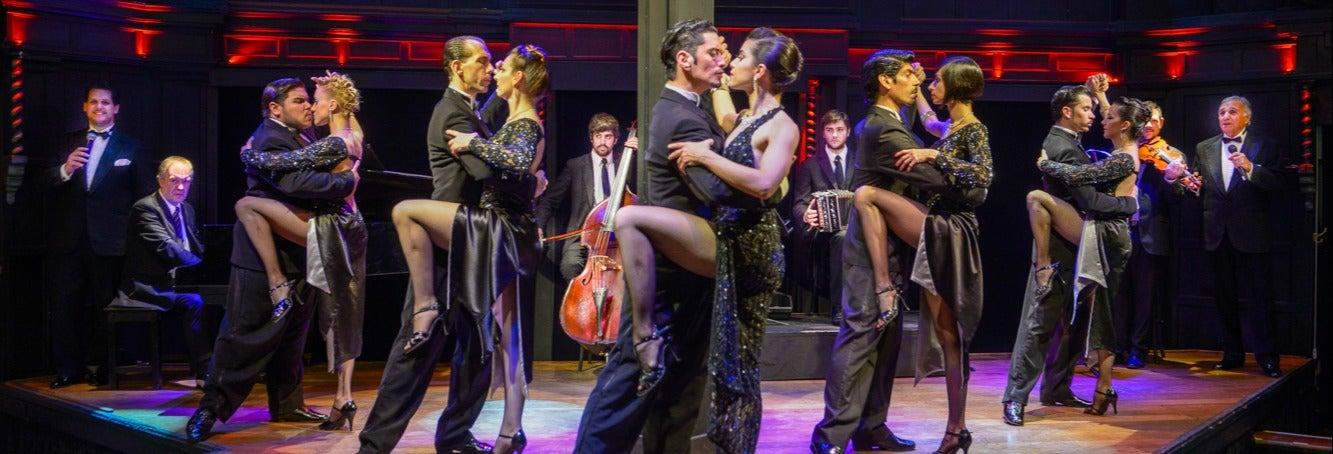 Spectacle de tango et dîner à El Querandi