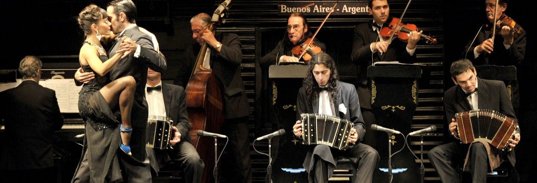 Espectáculo de tango en La Ventana