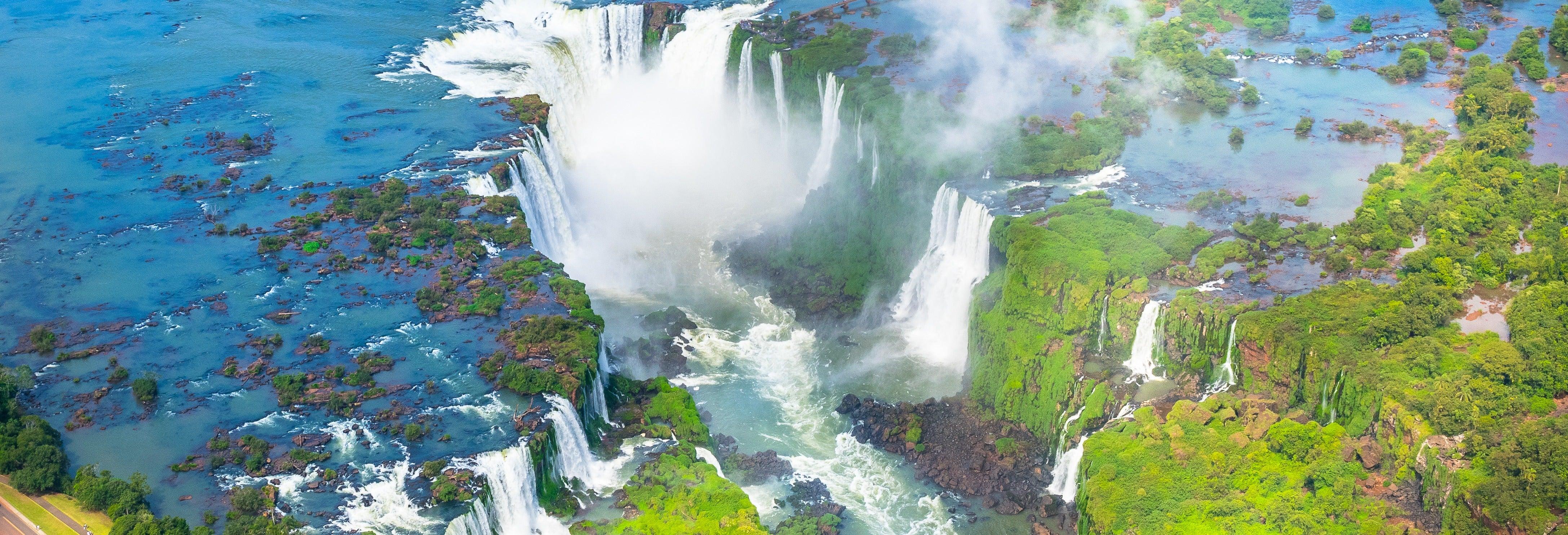Excursão privada às Cataratas do Iguaçu