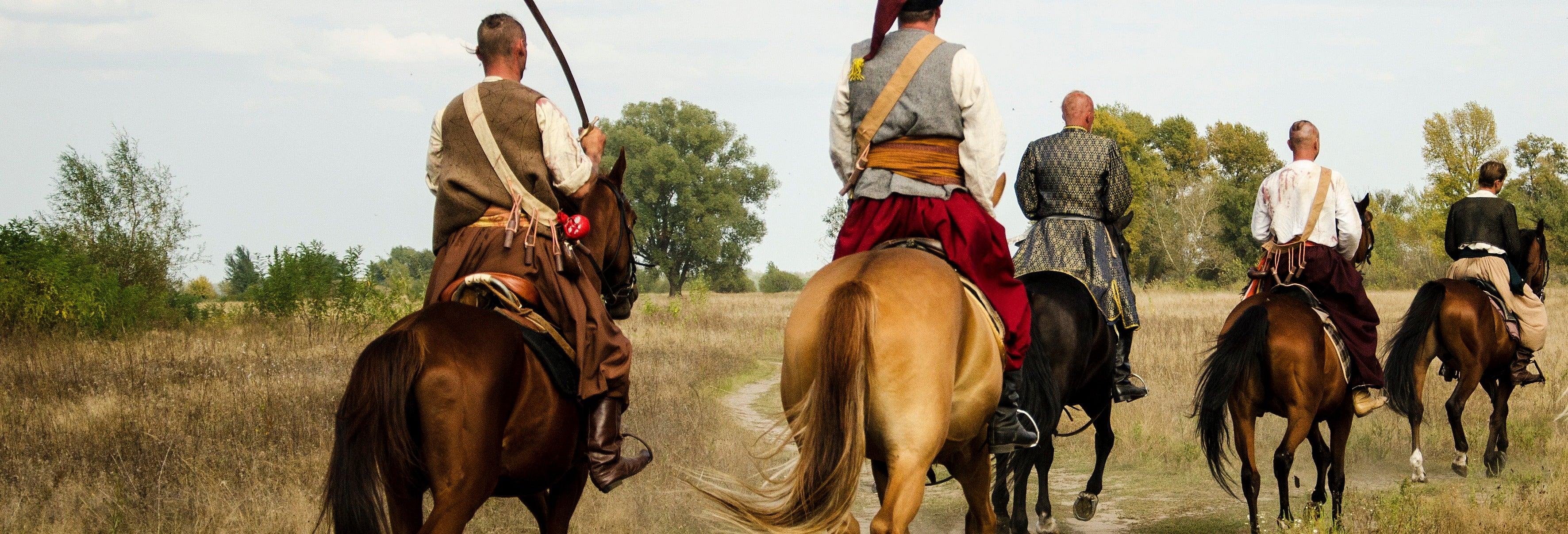 Fête traditionnelle gaucho dans le ranch de Santa Susana