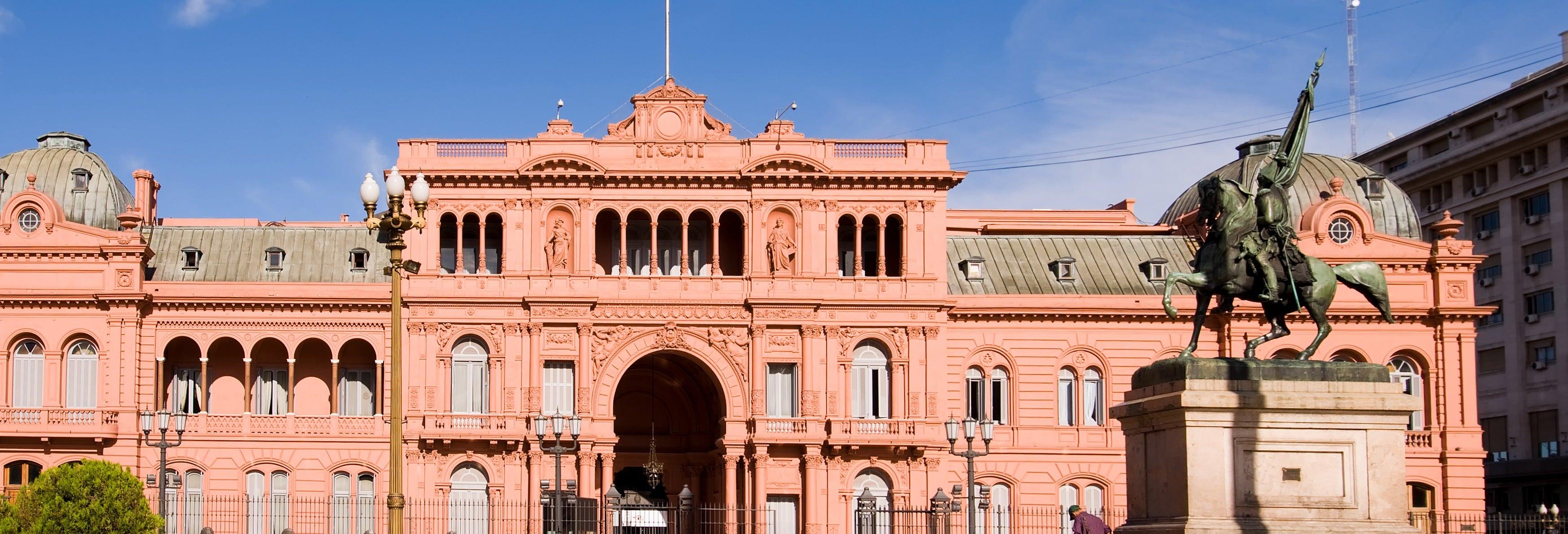 Free tour dans le centre historique de Buenos Aires