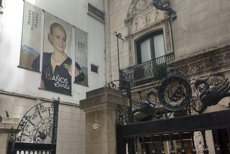 Resultado de imagem para museu Evita