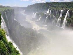 Cataratas del Iguazú, lado argentino