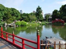 Jard n japon s un pedazito de jap n en buenos aires for Jardin japones cursos