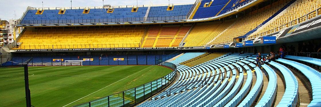 Estadio del Boca Juniors - La Bombonera
